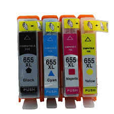 INKS HP655XL MULTIPACK