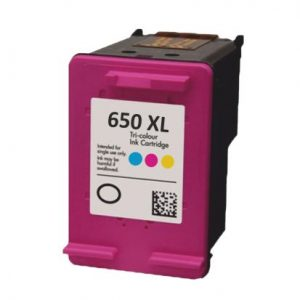 INK HP650XL C