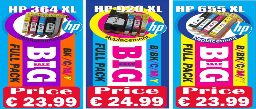 HP INK MULTIPACK OFFERS