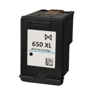 INK HP650XL BK