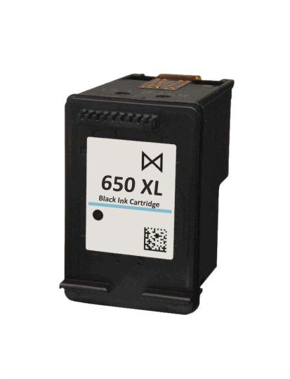 INK HP650XL BK